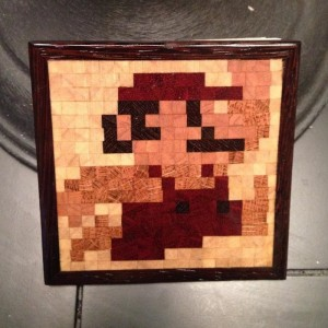 Mario Coaster by Hunter Montgomery