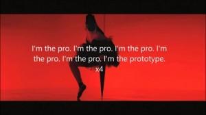 Viktoria Modesta, Prototype video