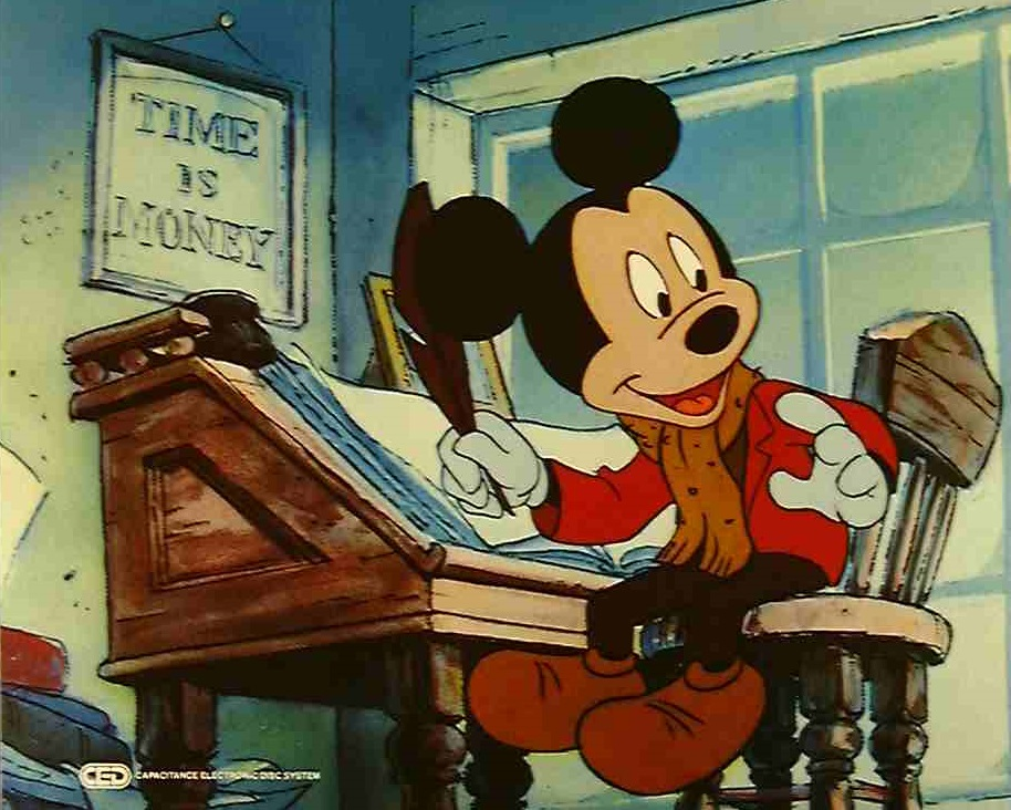 mickeys christmas carol mickeys christmas carol walt disney cover httpwwwcedmagic - Mickeys Christmas Carol