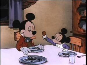 mickeys christmas carol, walt disney, dinner, https://www.youtube.com/watch?v=x_g2Q3qjBzk