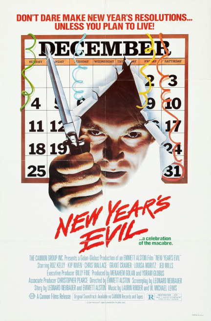 Merry Scary Christmas: New Year's Evil