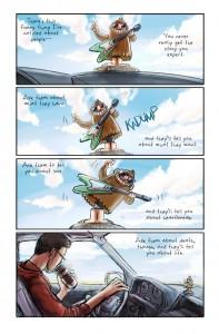 Wilde Life comic