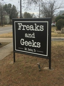 Freaks and Geeks, Denton, TX
