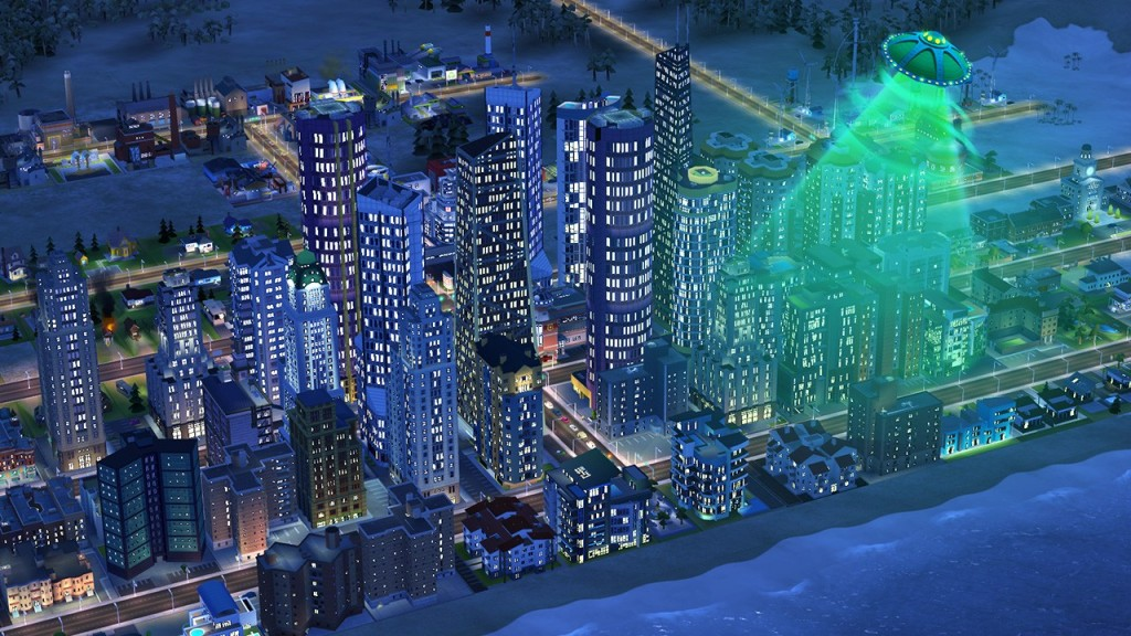 SimCity BuildIt via EA