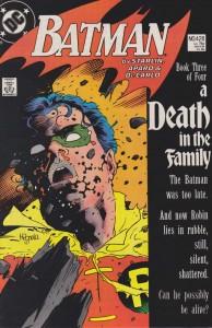 Batman #428 [1988] - Jim Starlin/Jim Aparo/Mike DeCarlo/Adrienne Roy - DC Comics