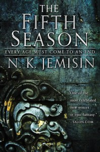 The Fifth Season N.K. Jemisin Orbit 2015