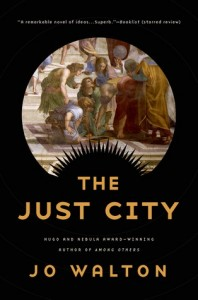 The Just City, Walton cover