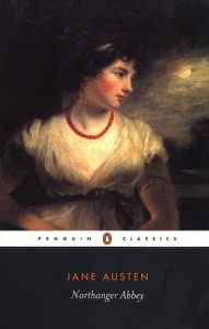 Northanger Abbey Jane Austen Penguin books 2003