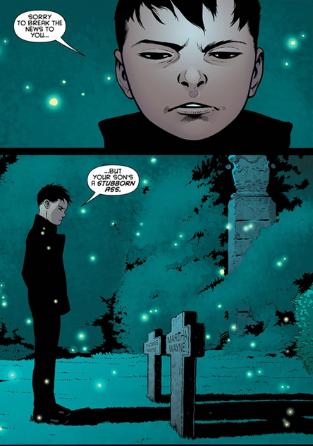 Damian Wayne, Batman and Robin, Patrick Gleason, Grant Morrison, DC Comics