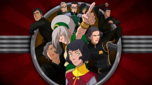 The Legend of Korra, Beifong Family, 2014