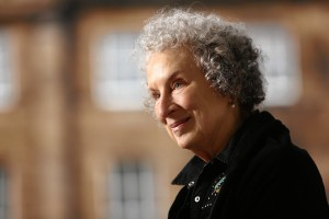 Margaret Atwood GETTY IMAGES