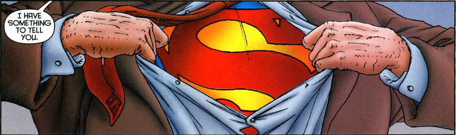 The Thing About Superman