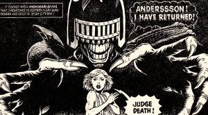 Review: 2000AD, Prog 1912