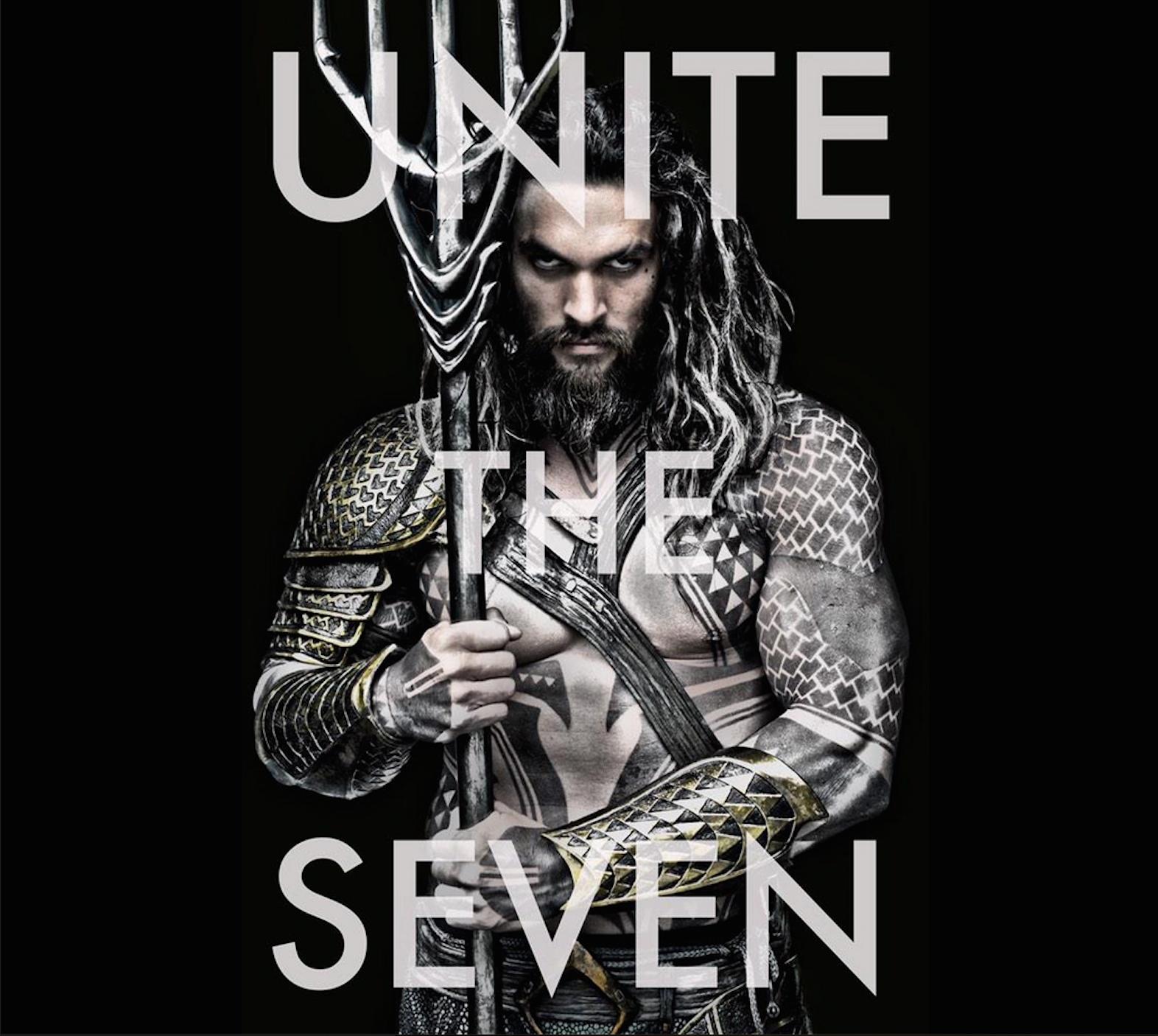 Jason Momoa Heritage: Character Appreciation: Aquaman