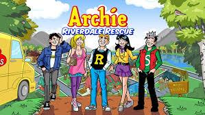 Archie Riverdale Rescue banner