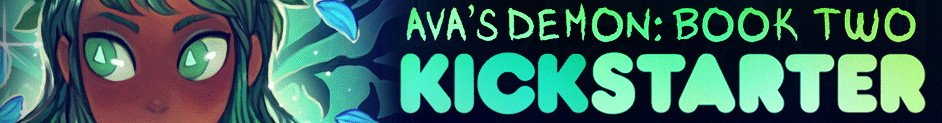 Kickstarter of the Week: Ava's Demon