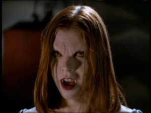Buffy The Vampire Slayer, Willow Rosenberg (Vampire Willow)