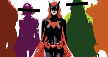 Batwoman #35 [2014] Marc Andreyko/ Georges Jeanty/ Cover by Rafael Albuquerque - DC Comics
