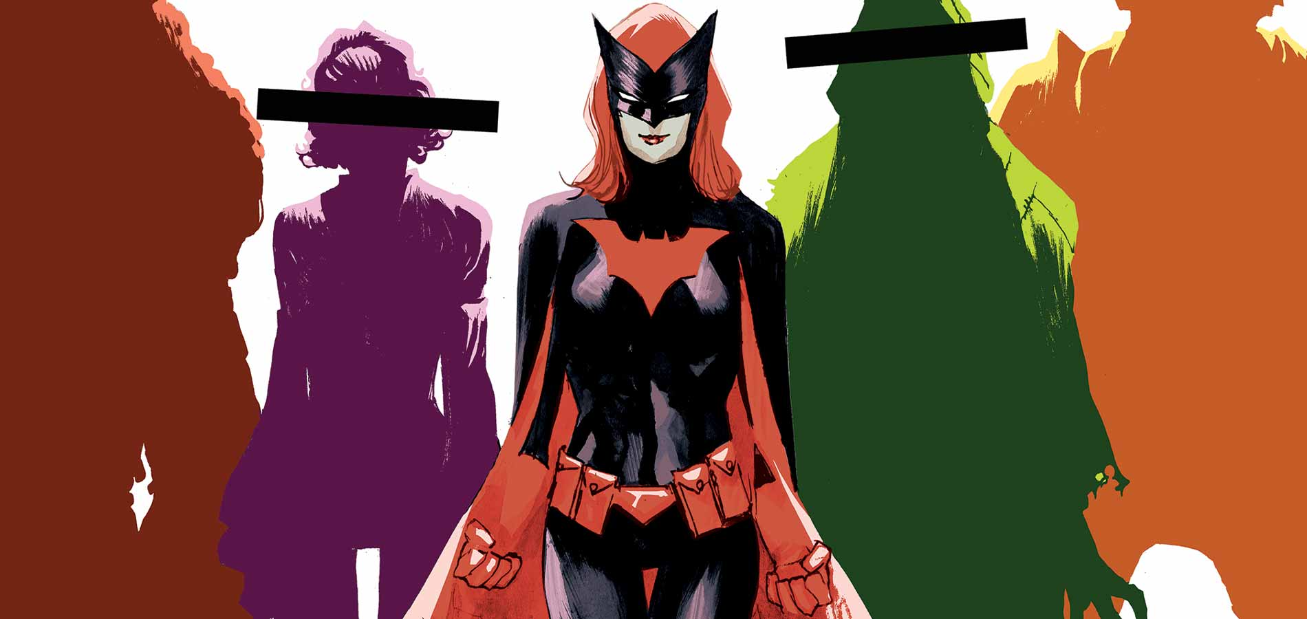Batwoman Gets Wonderfully Weird [Spoilers]