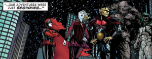 Batwoman Futures End #1 [2014] Marc Andreyko, Jason Masters, Guy Major - DC Comics