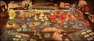 Cthlulu Wars game layout