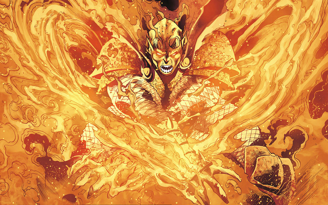 Demon Knights #12 [2012] Paul Cornell, Oclair Albert, Diogenes Neves - DC Comics