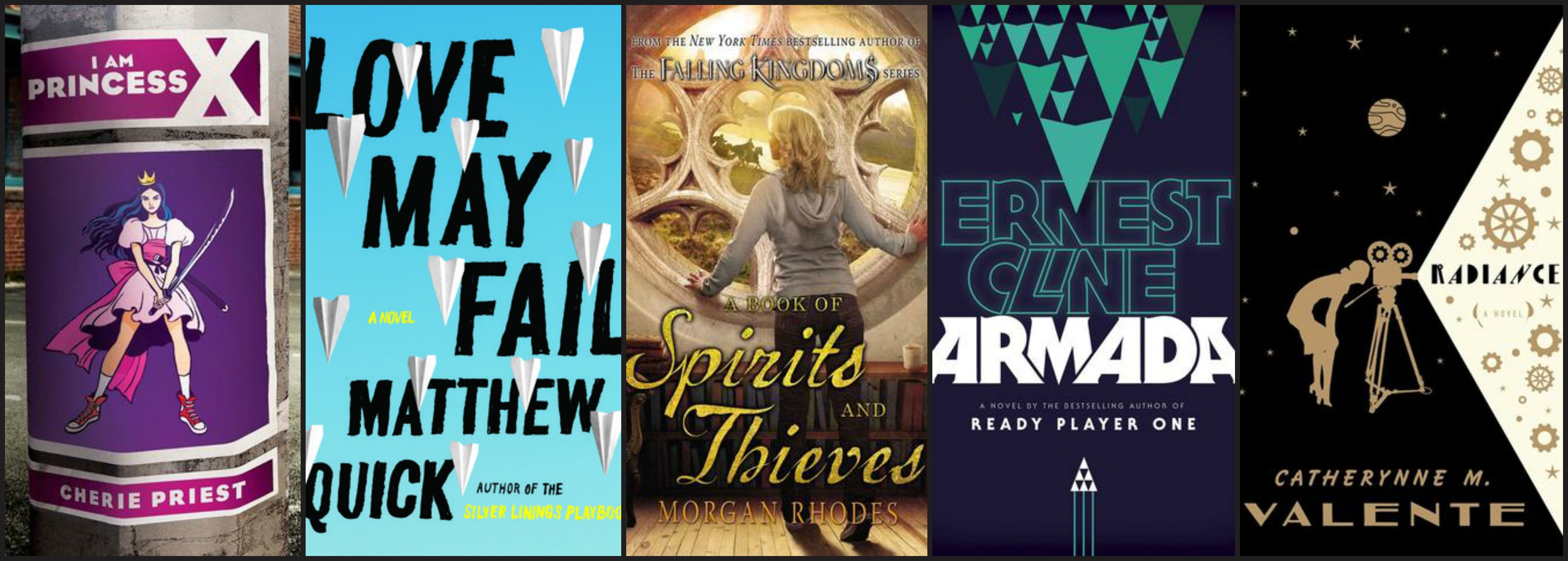 New Year, New Books: A Guide to Books in 2015 - Women