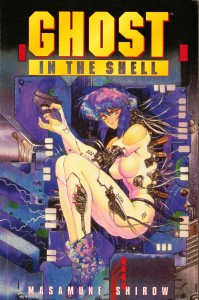 Masamune Shirow, Dark Horse Comics, 1995, Ghost in the Shell, Vol. 1, Cover
