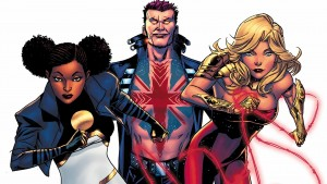 Power Girl's New Suit Problem