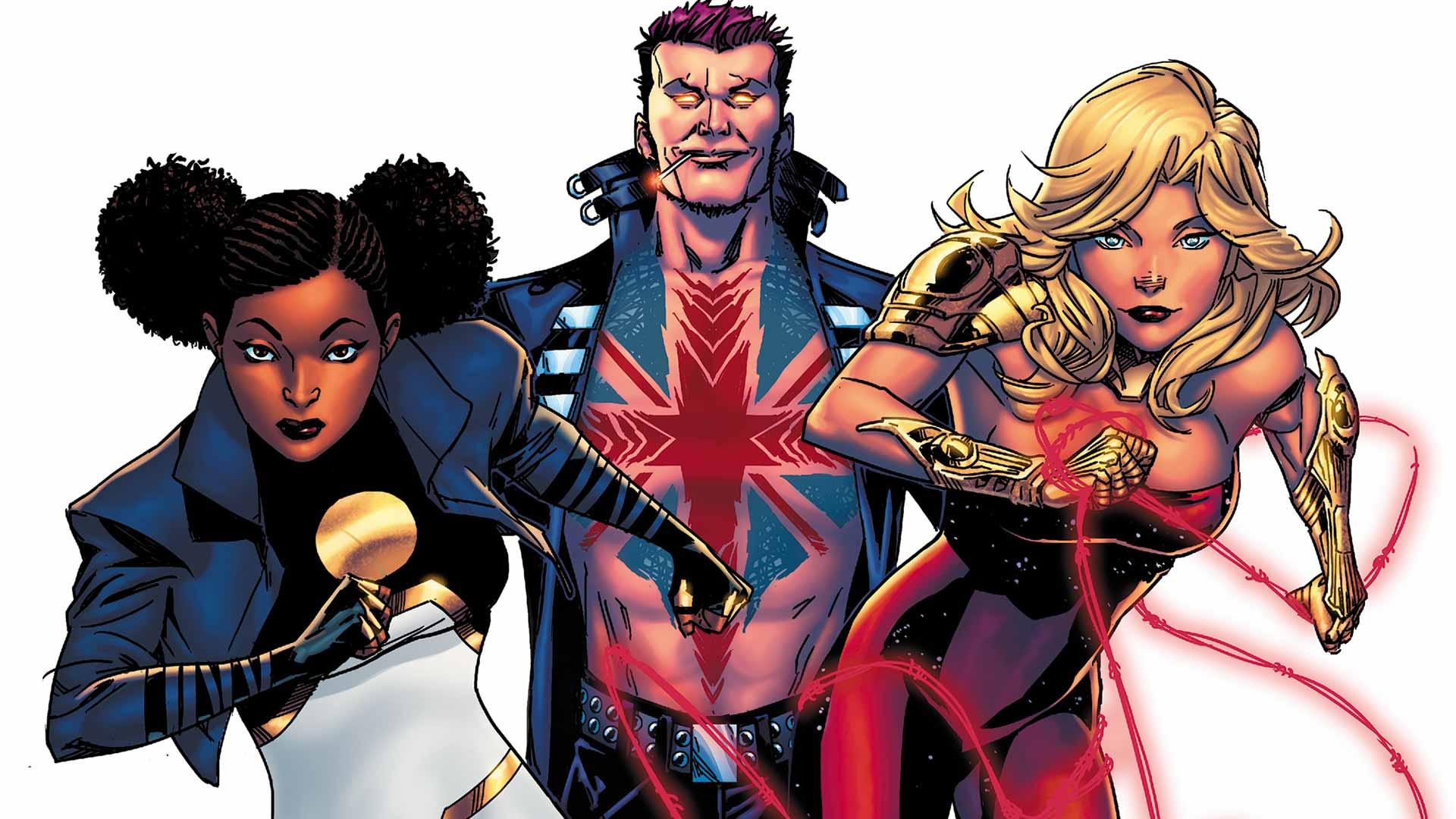 power girl's new suit problem - women write about comics