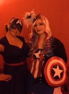 Ginnis Tonik_Viva Dallas Burlesque_DC vs. Marvel_01.02.15