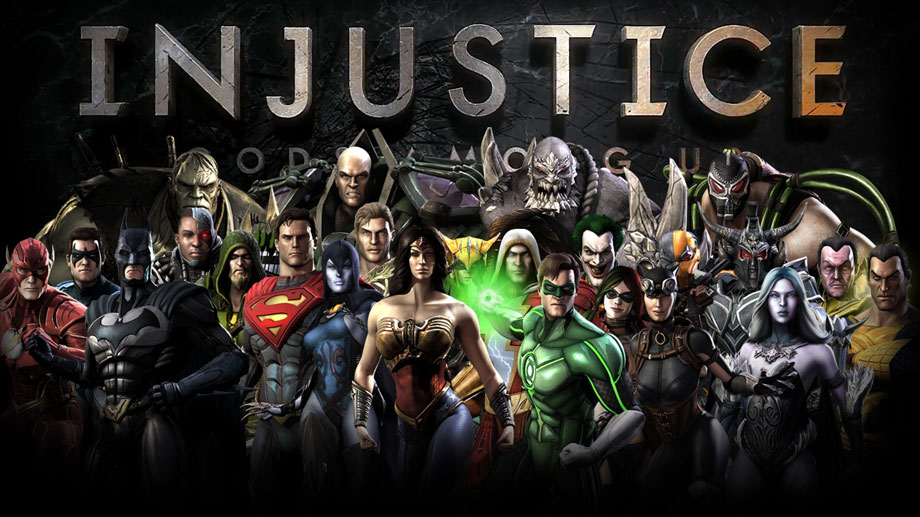 Injustice: Gods Among Us: Why're You Hitting Yourself?