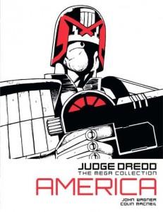 Judge Dredd The Mega Collection - America