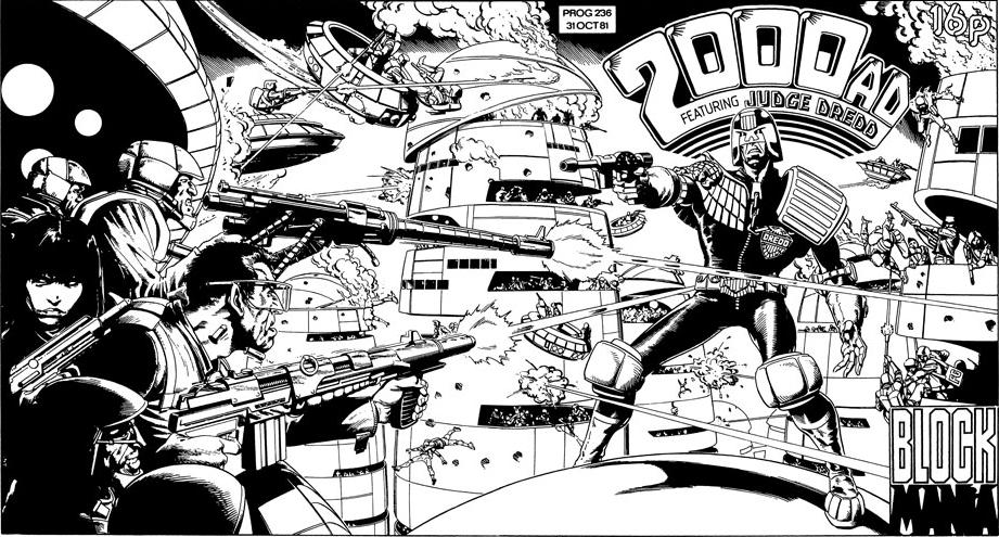 Judge Dredd: The Mega Collection