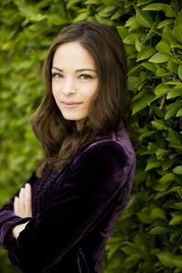 Kristin Kreuk. Actress. Producer. Beauty and The Beast. Smallville.