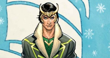 Loki Agent of Asgard #1 cover Frank Cho variant, Marvel Comics, 2014.