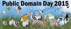 Public Domain Day 2015