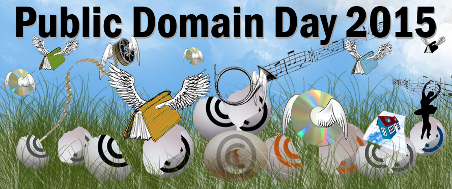 Happy Public Domain Day!  (except you, United States)