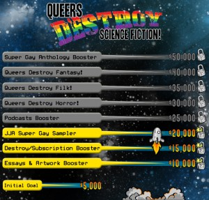 QDSF stretch goals