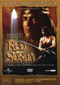Red Sonja, 1985 movie poster 1