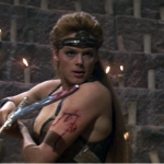 Red Sonja, 1985, screenshot