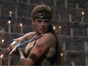 Red Sonja, 1985, screenshot