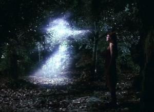 Red Sonja 1985, screenshot, goddess