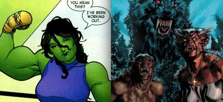 "#WWACWarriors with Lela Gwenn: ""I was a teenage werewolf"""
