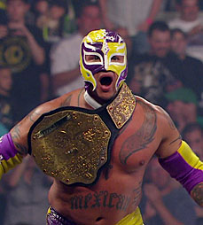 World Heavyweight Championship - Rey Mysterio June 20, 2010 - July 18, 2010, WWE, wwe.com