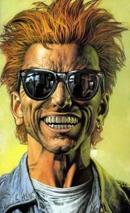 Cassidy, Preacher, Vertigo, DC Comics