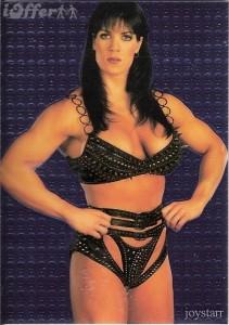 1999, Chyna, WWF, Joanie Laurer
