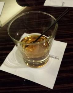 Delicious scotch