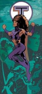 Starfire, Teen Titans, DC Comics