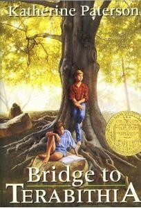 Bridge to Terabithia by Katherine Paterson Trumpet Club Special Edition 1996